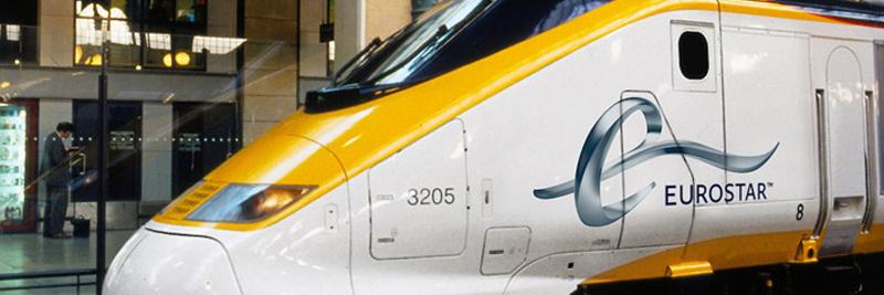 eurostar at station